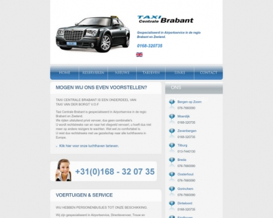 Taxi Centrale Brabant