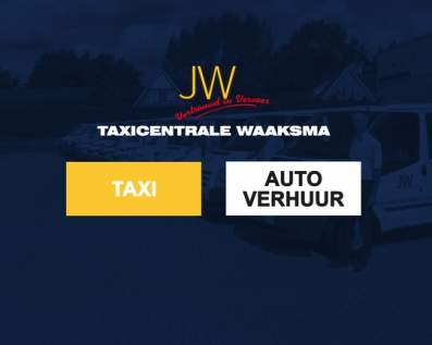 Taxicentrale Waaksma