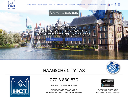 De Haagse City Tax