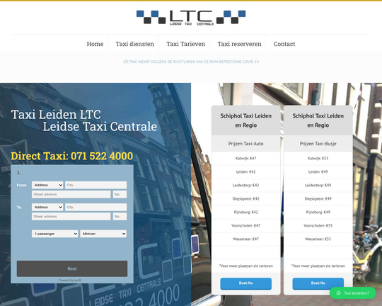 Leidse Taxi Centrale